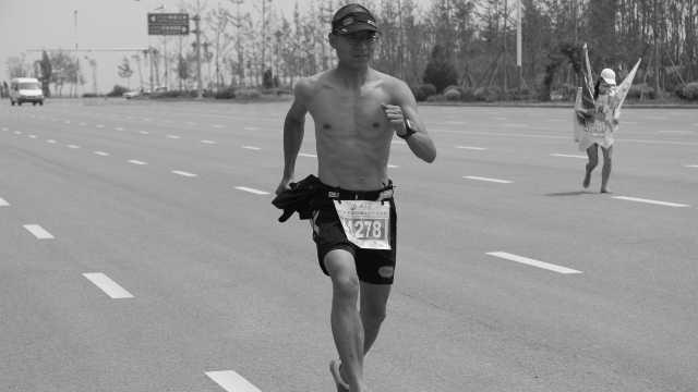 中国马拉松越野跑教父去世,仅37岁