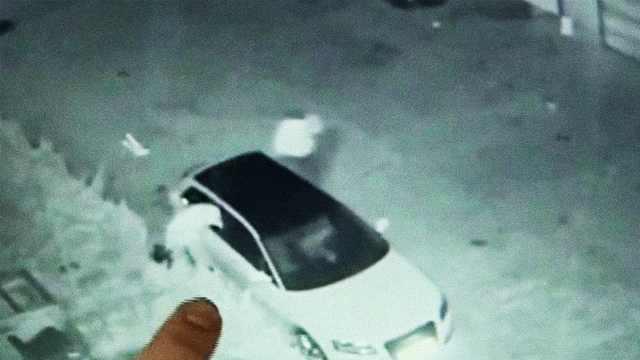 天网恢恢!他们砸车盗财,2月后被抓