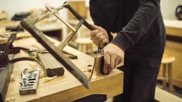 辞职阿里总监:我要去做骄傲的木匠