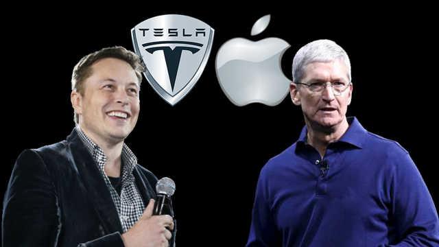 苹果收购特斯拉,马斯克坚持不住了?