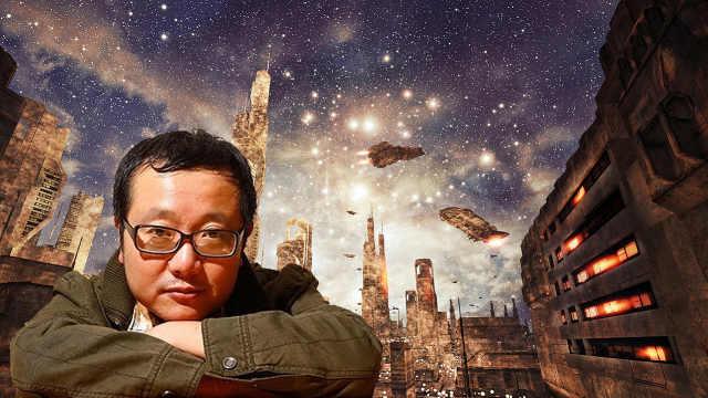 直播:亚太科幻大会!刘慈欣来了!