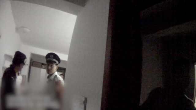 男子网订连锁酒店,竟被带进居民楼