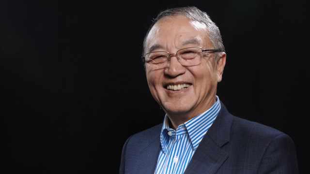 马云:柳传志是中国企业界的财富