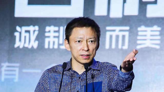 张朝阳:搜狐视频不烧钱,主攻自制剧