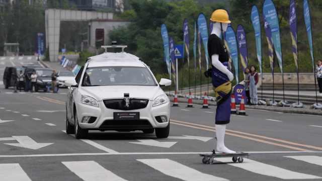 谁会赢?首届AI无人驾驶pk人类驾驶