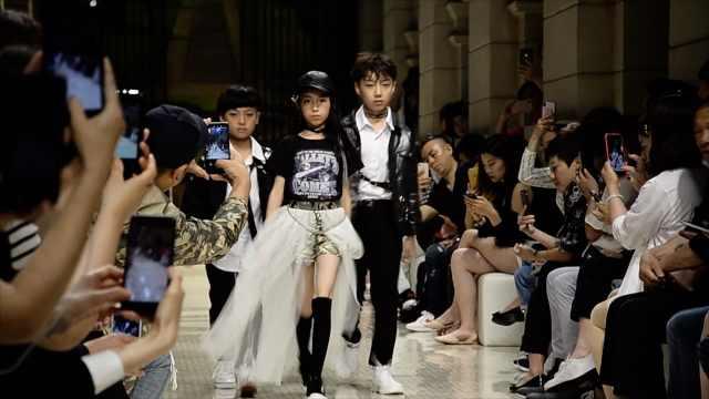 11岁小模特进女团,妈妈:值得高投入