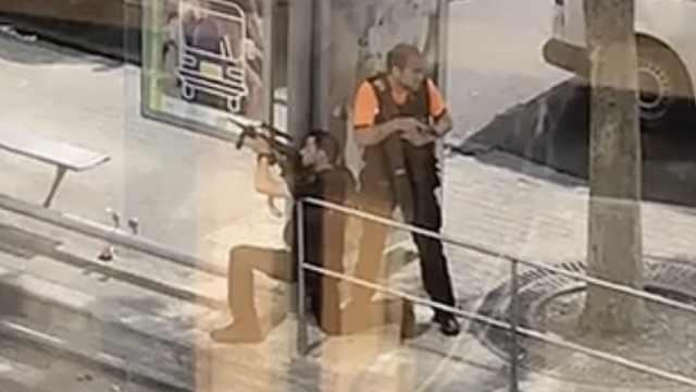比利时发生枪击事件,两名警察死亡