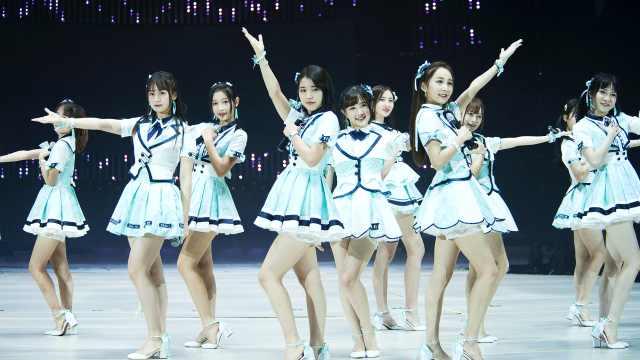 SNH48总决选歌曲被指抄袭,公司回应
