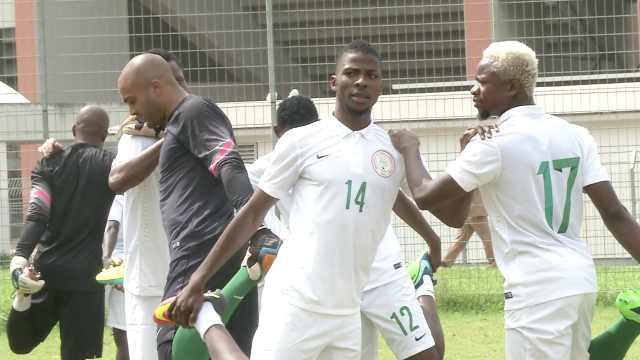 尼日利亚队本届最年轻,入死亡小组