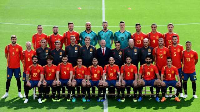 西班牙队悬赏!夺冠每人226万欧元