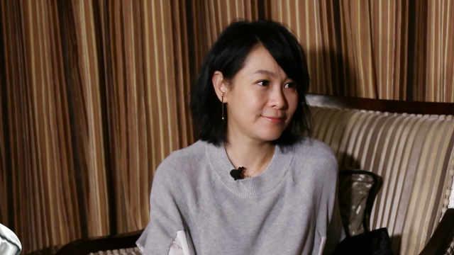 刘若英:我不必为文艺标签负责