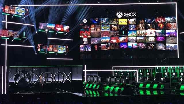 在现场:独占首发,Xbox大作看花眼
