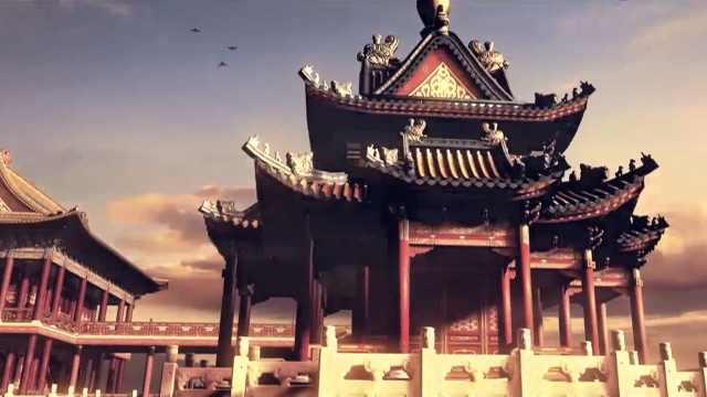 五千年中国看西安她还有个名叫长安