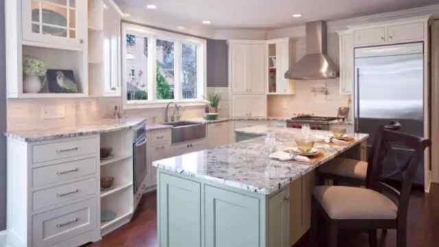 五种常见的厨房台面材料大PK!