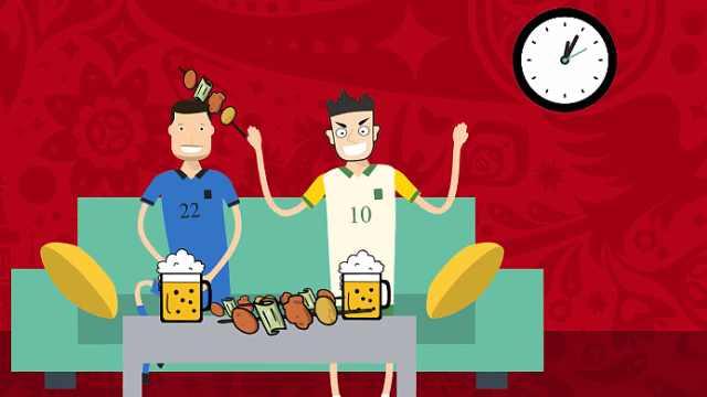 怎么看世界杯才健康?