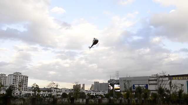 昆明一救援直升机坠毁,3人遇难