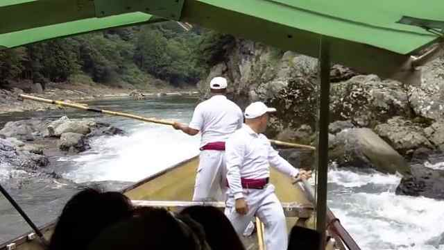 行季FOOTPRINT《37》岚山漂流体验