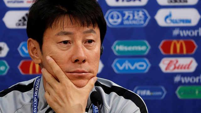 韩国主力训练换号码,教练:迷惑瑞典