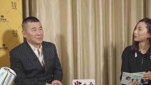 陈建斌:《红高粱》对我影响巨大