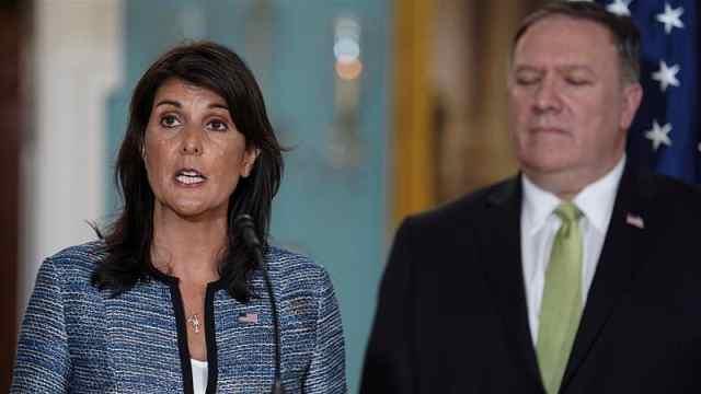 又退群!美国退出联合国人权理事会