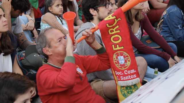 葡萄牙球迷预测:今晚主要靠C罗了