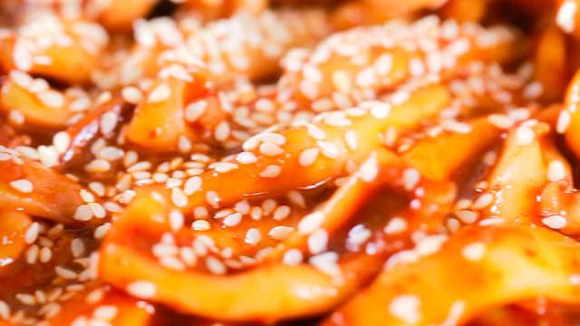 韩国人最爱的小吃,好吃到停不下来