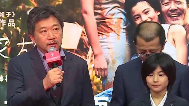 是枝裕和:喜欢侯孝贤,是贾樟柯朋友