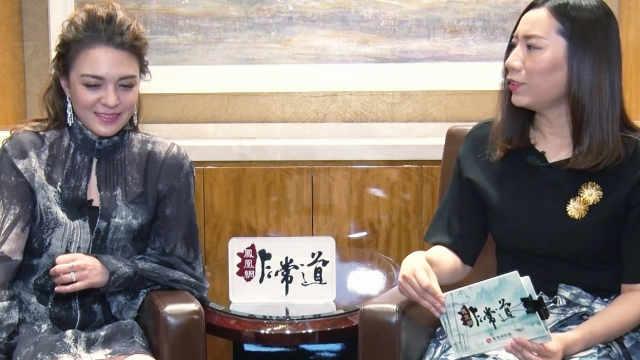 张榕容:听陈凯歌讲故事很享受