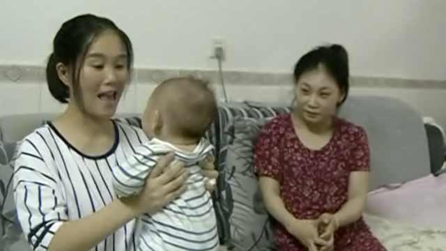 脑瘫妈产后无乳,护士送12万ml乳汁