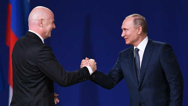 英媒指责FIFA:包庇俄罗斯吃禁药!