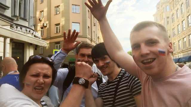 俄罗斯球迷:我们不用兴奋剂,必赢