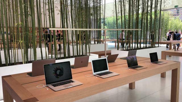 大中华区第50家苹果零售店提前探营