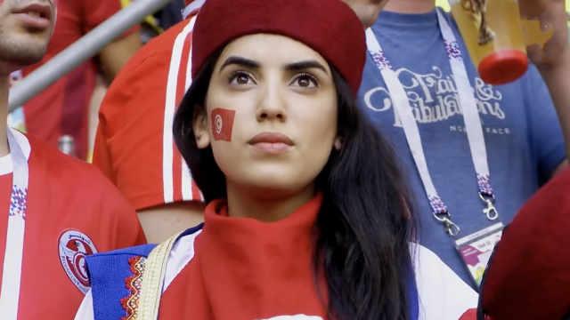 世界杯看台美女合集,你想pick谁?
