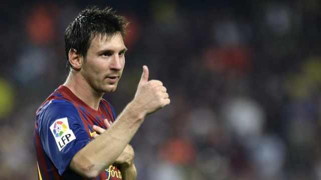阿根廷球迷:梅西是最棒的球员!