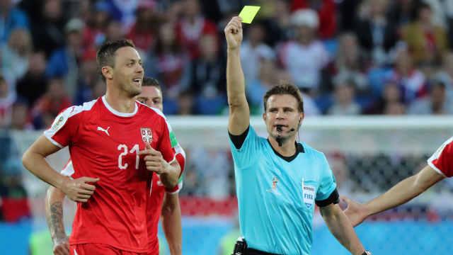 世界杯漏判点球,德裁判被遣返回国