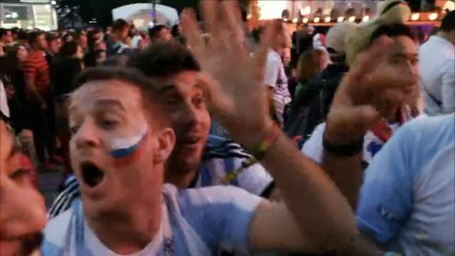 报复!巴西输球阿根廷唱内马尔回家