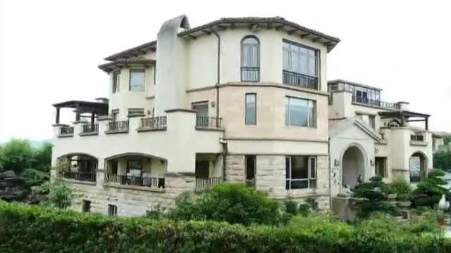 老赖770m²豪宅被腾房,满屋子奢侈品