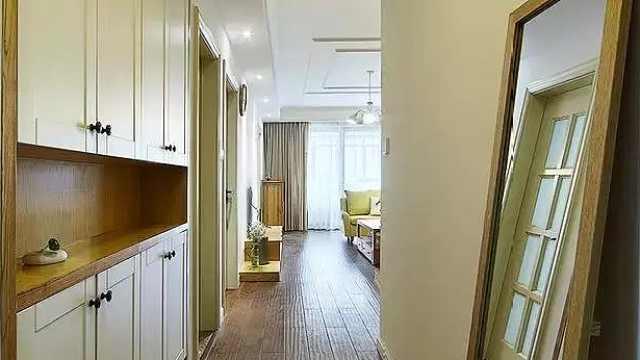 美观有创意的过道走廊设计技巧!