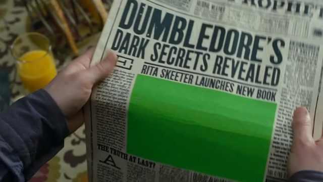 哈利波特今天40岁!死亡圣器视觉特效大揭秘