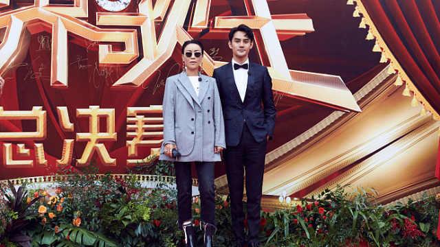 那英:王凯是被演戏耽误的歌手