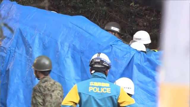 日本暴雨成灾,死亡人数已达212人