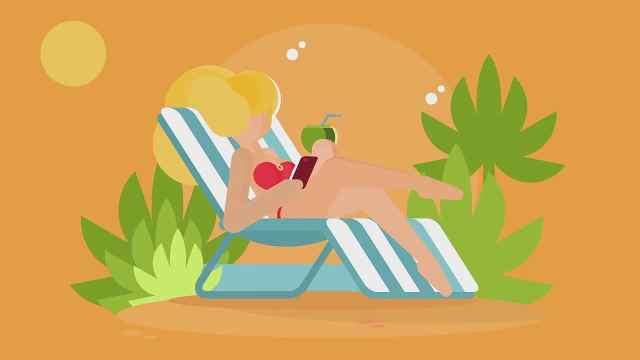 只有夏天会怎样?天天暑假代价很大