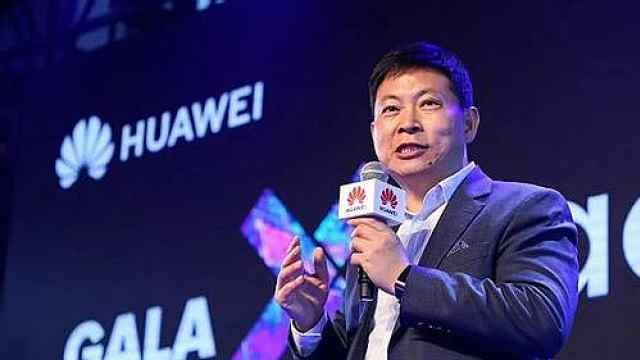 华为:要卖2亿部手机,赶上全球第二