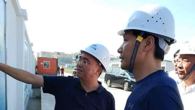 雷军再回武汉,开建小米第二总部