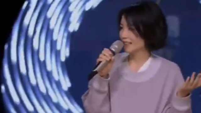幻乐之城何炅表白王菲:像暗恋多年