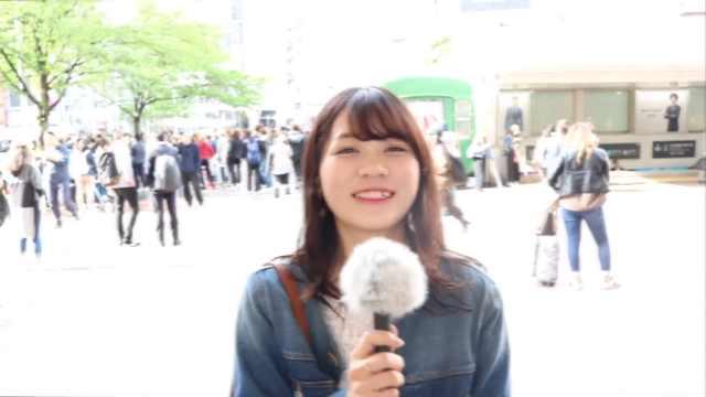 日本街访:女性对于表白的各种看法
