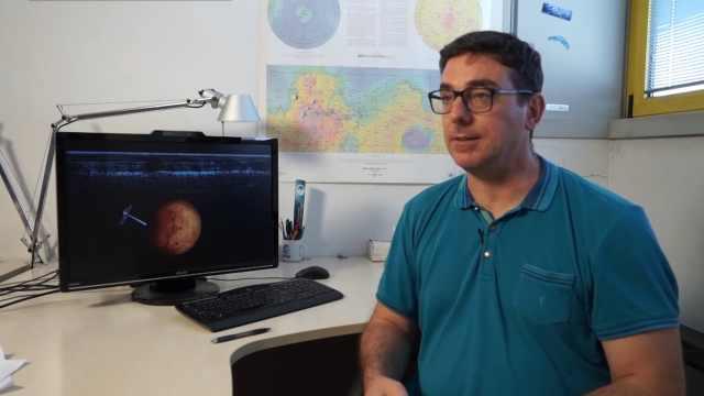 探索之旅:科学家如何发现火星有水