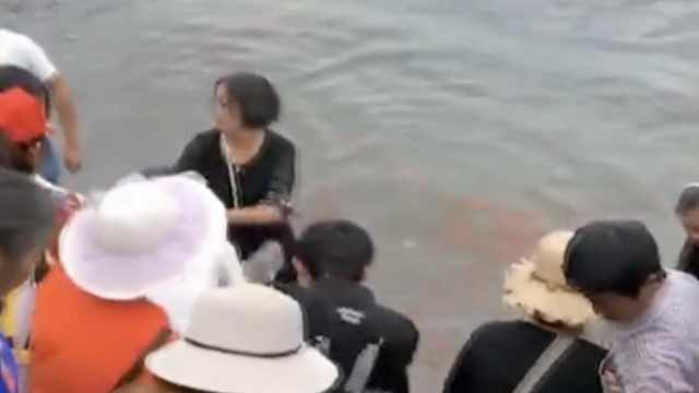 外来鱼云南抚仙湖放生,被紧急叫停