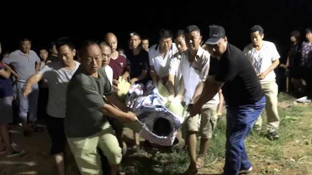 男子溺亡,救援队夜驰百里义务打捞