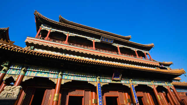 澳门生游北京 在这里得到静谧心安